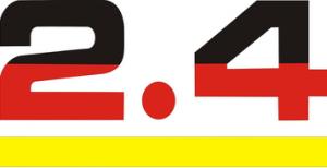 Logo Deutsche 2.4mR Klasse