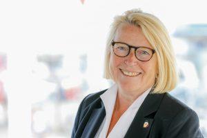 DSV Präsidentin Mona Küppers
